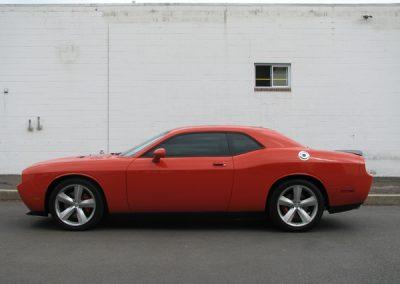 Dodge Challenger 15% Tint