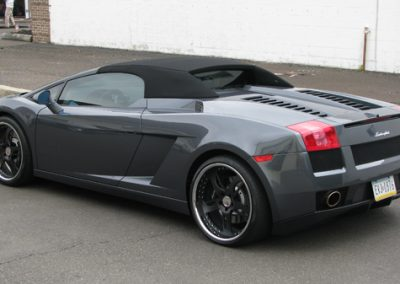 Lamborghini Gallardo 30% Tint