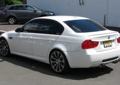 BMW M3 Sedan 20% Tint