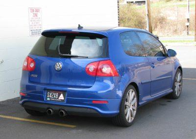 2008 VW R32 30% Tint