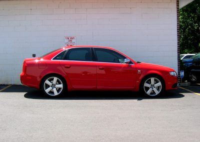 Audi S4 - 40% Tint