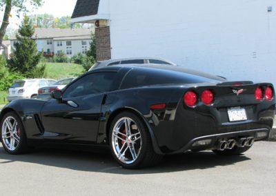 Chevy Corvette Z06 %15 Tint