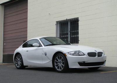 BMW Z4 Roadster 40% Tint